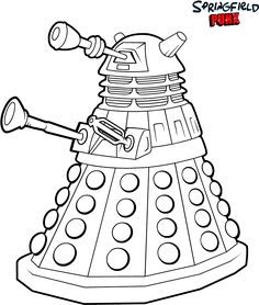 doctor who coloring pages printable coloring sheet 99coloringcom