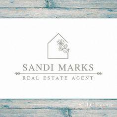 Grundstücksmakler-Logo-Design Realty Logo Immobilien-Logo