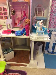 Frozen-themed rooms