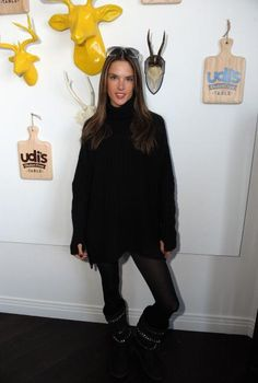 Alessandra Ambrosio wears Ulysses at Sundance Film Festival #australialuxecollective