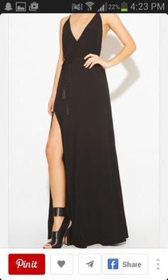 dress black black dress casual prom formal elegant