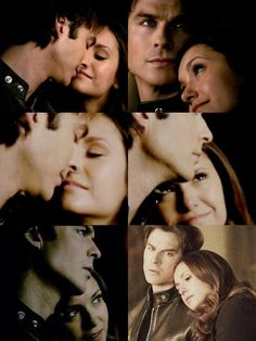 NOBODY WILL EVER LOVE DAMON AS MUCH AS ELENA LOVES DAMON!IDK HOW HE IS GONNA SURVIVE WITHOUT ELENA?!!  #TVD #Delena