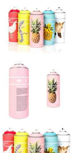 Krylon Pow! Packaging Design