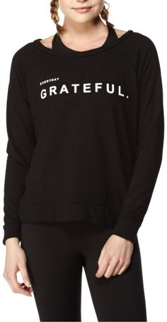 good hYouman Grateful Jordie Sweatshirt