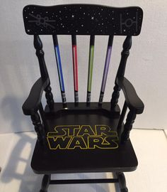 Star Wars Rocking Chair