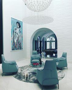 Archibald - Poltrona Frau   Armchairs, Nest and Interiors