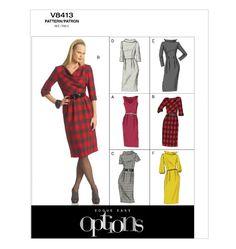 Vogue Easy Options 8413 (OOP)
