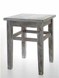 Hocker/Beistelltisch Für diese Hocker findet sich überall ein Plätzchen: Ob als Nachttisch, Beistelltisch oder Sitzgelegenheit dieser Hocker...