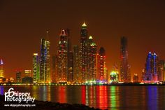 Helen @ Shippey Photography: Dubai night photography