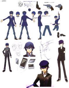 Persona 4 - Naoto Shirogane