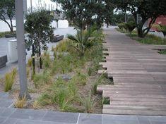 Jellicoe Street, Auckland, New Zealand Client: Waterfront Auckland