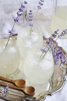 This Rawsome Vegan Life: lavender lemonade