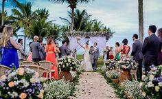 #DestinationWedding: Veja galeria de fotos por Anderson Marques do casamento de Andressa e Guilherme, realizado em João Pessoa na Paraíba >>> www.luxodefesta.com