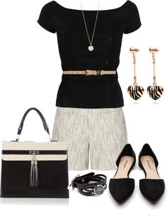 """""""Classics"""" by kori-belle on Polyvore"""