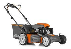Husqvarna LC121P 163cc 21-in Gas Push Lawn Mower with Mulching Capability 961330027 - Best Push Lawn Mower 2019