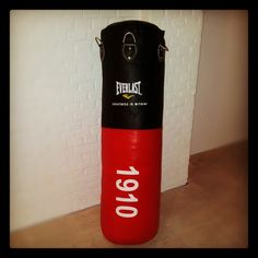 The wonderful ´1910´ of Everlast, ready to be used in the personal training facility of STRIDE 6FT8!
