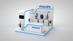 Philips Stand on Behance