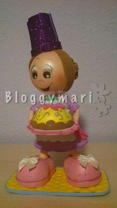 BloggyMari, tus fofuchas en Alicante: Colección de fofuchas LOLI´S