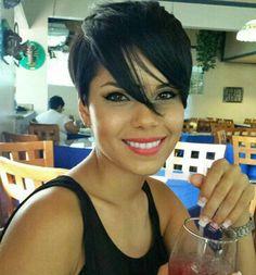Jessy Ortiz Short Hairstyles - 1