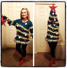 A legfurcsább karácsonyi pulcsi