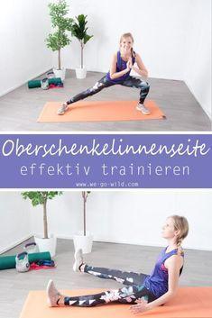 Oberschenkelinnenseite trainieren