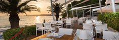 Le Meridien Lav   Hotell og leiligheter   Split & Podstrana   Apollo Reiser Beach Club, Jacuzzi, Apollo, Tennis, Table Settings, Spa, Table Decorations, Furniture, Home Decor