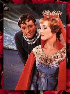 """""""If ever I would leave you, how could it be in springtime? Or summer, or winter, or fall? No, never could I leave you at all!""""- Camelot- Julie Andrews"""