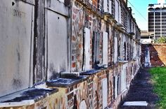 """""""Guarding the Dead"""" Saint Louis Cemetery No. 2, New Orleans, Louisiana May 19, 2014 Copyright 2014 David Lackey for Lucid Photographic Arts"""