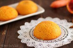 Camille, le famose merendine alle carote e mandorle