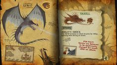 Book Of Dragons - Skrill page