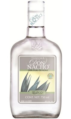 tequila don natcho blanco 75cl