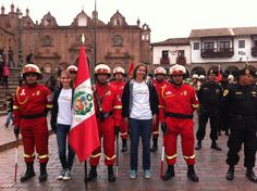 """Volunteer Melinda Weiss in Peru Cusco Teaching Program June-July 2014 """"I would like to do the Teaching English Education program.  I am interested in it because I will be completing a Spanish and Secondary Education major next year, with a minor in ESL.  I want to gain experience in teaching native Spanish speakers English""""  https://www.abroaderview.org #volunteer #peru #cusco #abroaderview #teaching"""