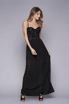 Validate Maxi Dress