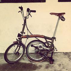 www.RideOrWrongShop.com #brompton #bicycle #rideorwrongshop