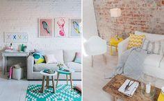 4 dicas para decorar a sala de estar gastando pouco - Casinha Arrumada