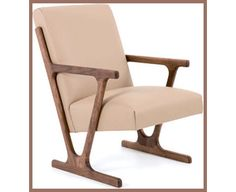 20 Beautiful Wooden Pieces by Jeanine Hays. Contemporary kids chairs by Modernseed