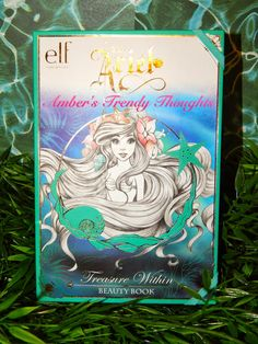 """Amber's Trendy Thoughts!: Disney's Ariel """"Treasure Within"""" Beauty Book"""