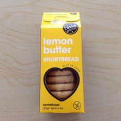 gluten free lemon shortbreads kent&fraser