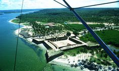 Ilha de Itamaracá - Forte Orange