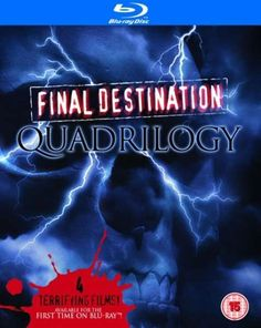 Blu Ray: Final Destination Collection