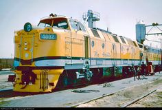 RailPictures.Net Photo: 4002 Denver & Rio Grande Western Railroad K-M ML4000 at Denver, Colorado by Bill Marvel