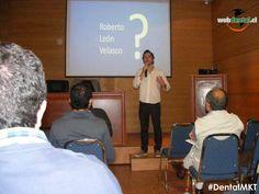 Nuestro CEO desde el II Seminario de Marketing Odontológico & Liderazgo
