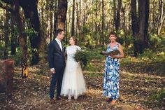 Sweet Handmade Forest Wedding - Polka Dot Bride