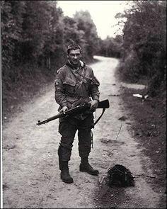 Forrest Guth Normandy