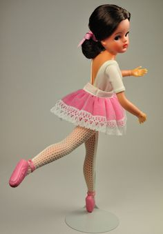 One of my childhood favorites - Sindy doll the 1st one I got - I was thrilled she was a brunette like me !