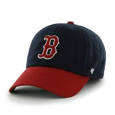 Boston Red Sox Franchise Two Tone Navy 47 Brand Hat - Detroit Game Gear.  Casquillos De ... e109bf380e9