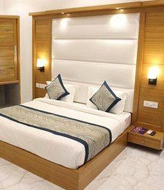 Hotel Near Delhi Airport Hotel Bedroom Design, Bedroom Cupboard Designs, Bedroom False Ceiling Design, Wardrobe Design Bedroom, Bedroom Closet Design, Bedroom Furniture Design, Master Bedroom Design, Modern Bedroom, Bad Room Design