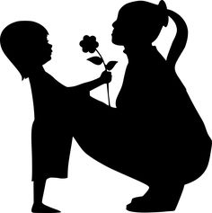 Silhouette Adoption Diverse Family - Free vector graphic on Pixabay Mother Art, Mother And Child, Dark Art Drawings, Easy Drawings, My Images, Free Images, Mather Day, Mothers Of Boys, Shadow Images