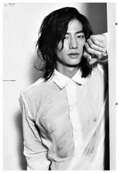 Asian Guys With Long Hair