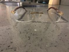 Cartier glasses for Sale in Los Angeles, CA - OfferUp Rimless Frames, Cartier, Buy Now, Jewelry Accessories, Buy And Sell, Hoop Earrings, Brand New, Glasses, Bracelets